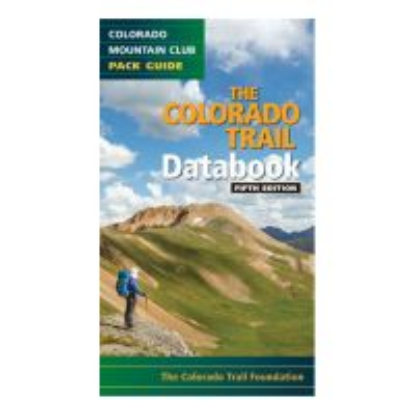 Colorado Trail Databook - Previous Editions