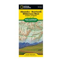 Absaroka - Beartooth Wilderness, West - Custer