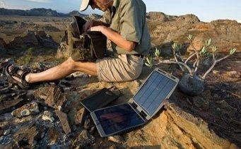 Solar Power and Batteries