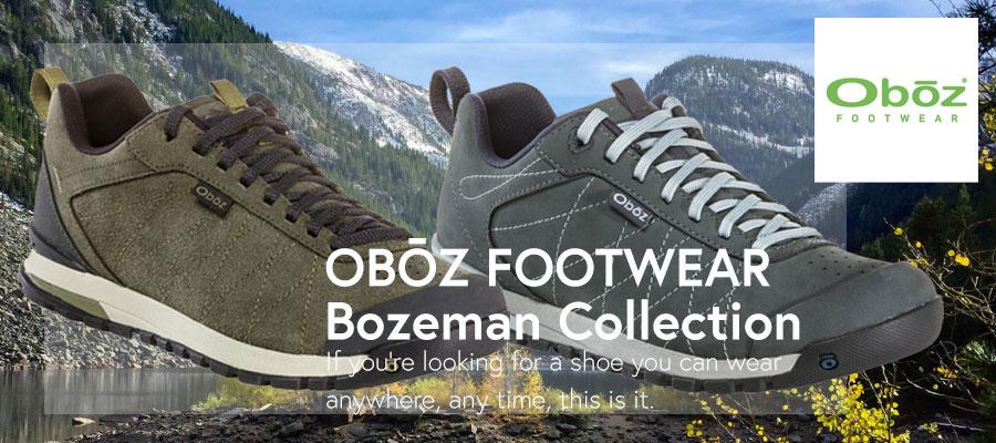 Shop Oboz Footwear